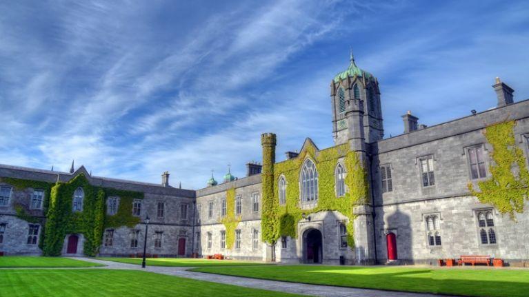 Ulusal Irlanda Galway Üniversitesi